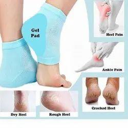 Gel Heel Socks