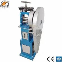 Eagle Electric Rolling Mill With Stand Jewellery Machines