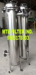 SS Bag Filter Systems 7X20