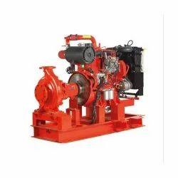 Diesel Engine Driven Pumpset