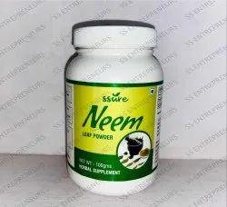 Ssure Neem Leaf Powder SS Entrepreneurs