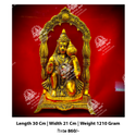 Lord Chowki Hanuman God Statue