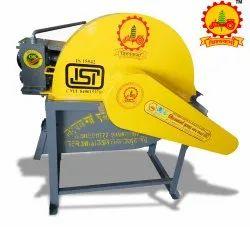 High Speed Power Operated Chaff Cutter Machine