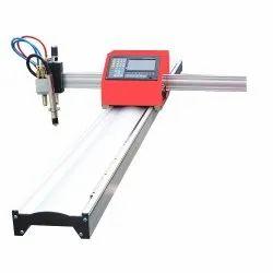 Heavy Gantry CNC Cutting Machine, Max Cutting Thickness: 10 mm