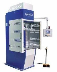 Omkar Make C Frame Hydraulic Power Press Machine (CHPP-5)