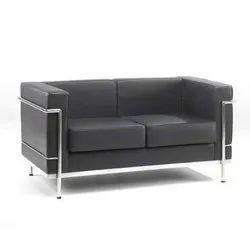 Stainless Steel Modern Milano Sofa