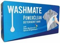 modicare Washmate PowerClean Detergent Bar, Packaging Size: 4 Piece, Packaging Type: Packet