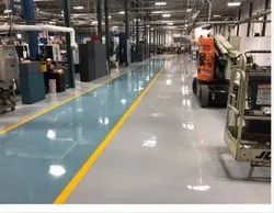 Industrial Epoxy Flooring Coating Systems
