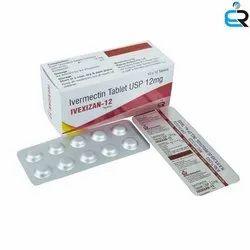 Ivexizan-12 Ivermectin 12mg Tablets