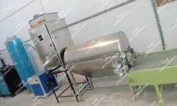 Automatic Cashew Kernel Peeling Machine