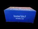 AVUMOL-650 PARACETAMOL TABLETS IP 20X10