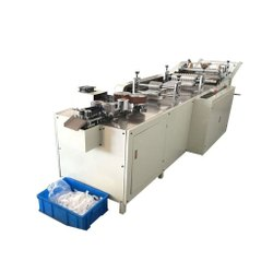Disposable Bouffant Cap Making Machine