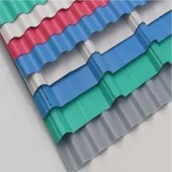 Polycarbonate Profiled Sheet, Thickness 2mm