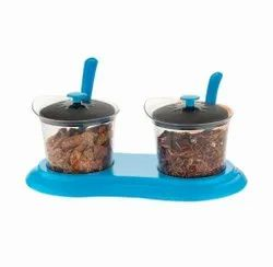2 In 1 Mukhwas Tray