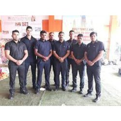 22-45 Security Guard Services, No Of Persons Required: 4