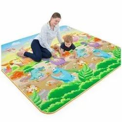 Double Side Printed Baby Mat