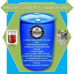 Precast Concrete Admixtures