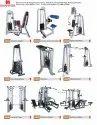 Squat Rack Machine