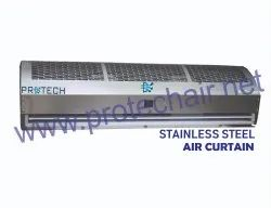 Air Curtain Stainless Steel