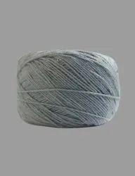 素磨纱灰色棉纱球