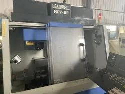 Old And Used Make Leadwell Mcv-op Cnc Vertical Machine Center