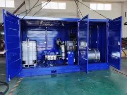 Ship Repairs And Hull Cleaning Machines