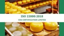 ISO 22000 Food Safety Certification