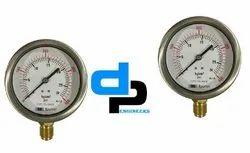 Hydraulic Pressure Gauge