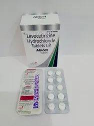 Levocetirizine 5 Mg Tablets