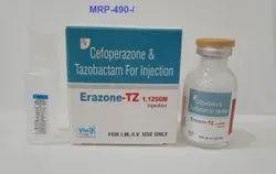 Cefoperazone 1 Gm Tazobactam 125 Mg