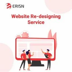 Website Redesigning Services, With 24*7 Support