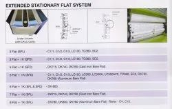Extended Stationery Flat System