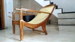 Planter Chair With Wire