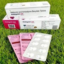 Nebivolol And Amlodipine Besylate