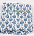 Woman's Cotton Hand Block Printed Fabric