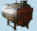 Biomass Fuel Fired 100 kg/hr Semi Industrial Steam Boiler