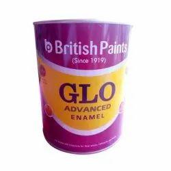 British Paints 20 Litre Advance Enamel Oil Paint