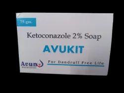 AVUKIT SOAP Ketoconazole 2%