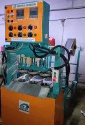 Hydraulic Bowl Making Machine