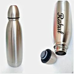 Personalized Steel Water Bottle