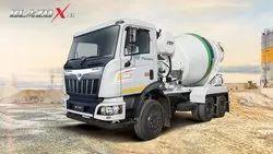 Tipper Mahindra BLAZO X 28 TRANSIT MIXER BS6, Mpower 7.2 Litre Fuelsmart