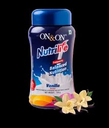 Powder One Teaspoon Twice A Day On And On 750 gm Nutrilife, Treatment: Nutritional Supplements, Non prescription