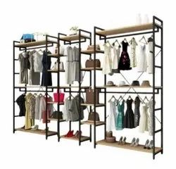 Stainless Steel Display Stand, For Showroom & Mall