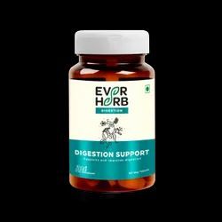 Ever Herb Digestion Support Tablets, Bacfo Pharmaceuticals