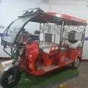Suvidha Prime Ss E Rickshaw, Vehicle Capacity: 5 Seater