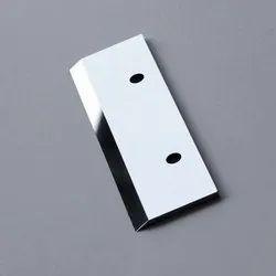 Silver D2,HSS Paper Cutter Blade, Size: 100mm