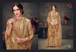 Pakiza 49 Sana Safinaz Casual Georgette Wear Dress Material Collection