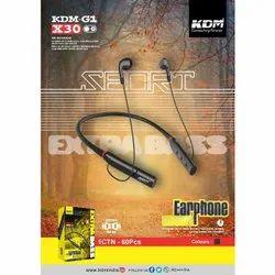KDM-G1 X30 Sport Wireless Earphone
