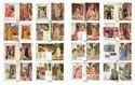 Angroop Plus Dairy Milk Vol-34 Chanderi Cotton Embrodiery Work Dress Material Catalog