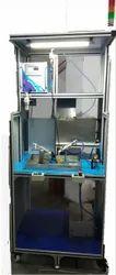 Parametric Flow and Motor Performance Testing Machine